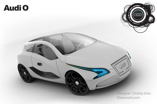 stylish and sporty Concept car